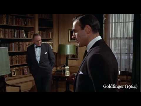 (New) 50 years of james bond: the movie