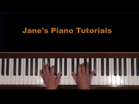 (New) Mercedes lullaby pans labyrinth piano tutorial