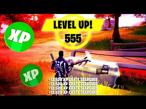 (New) Fortnite unlimited xp glitch season 5 today! quick before it gets patched!
