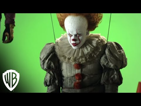 (New) It: chapter two | behind the scenes: pennywise lives again | warner bros. entertainment