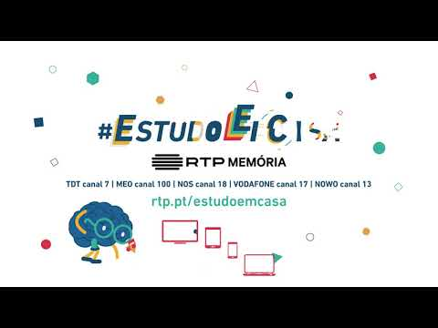(New) #estudoemcasa | rtp