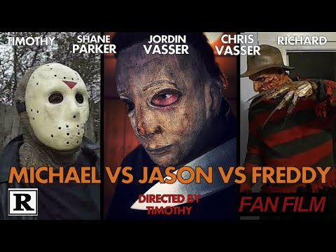 (Ver Filmes) Michael vs jason vs freddy (fan film)