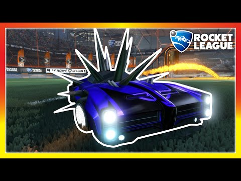 (HD) What a pro rocket league player looks like in rumble...