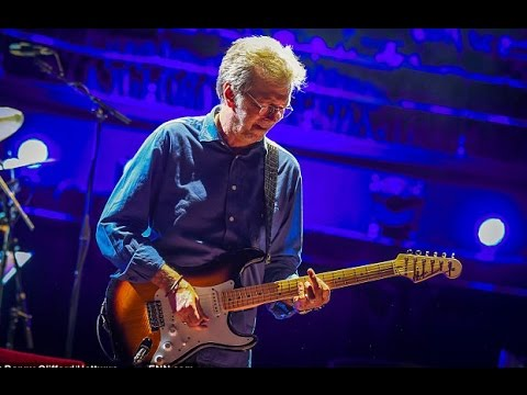 (New) Eric clapton - i shot the sheriff. live at the royal albert hall 2015