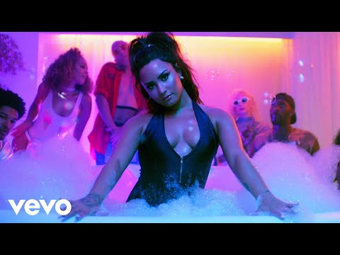 (New) Demi lovato - sorry not sorry (official video)