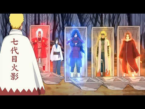 (New) Orochimaru revives itachi, minato, madara and many more in boruto !