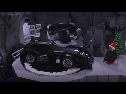 (Ver Filmes) Christmas eve in the batcave