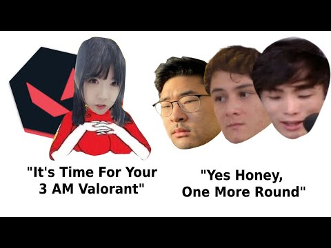 (New) [07 17 2020] competitive valorant w  offlinetv and friends