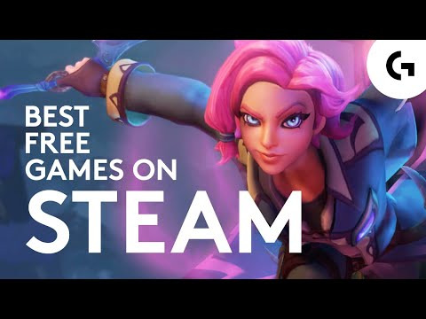 (New) Best free games on steam 2021 edition