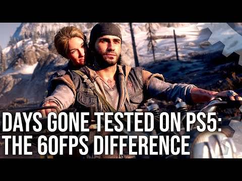 (New) Days gone on ps5 - super smooth at 60fps - but can it survive the horde?