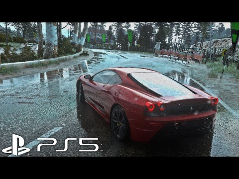 (New) Driveclub - ps5™ gameplay [4k]