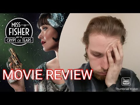 (New) Miss fisher and the crypt of tears - movie review