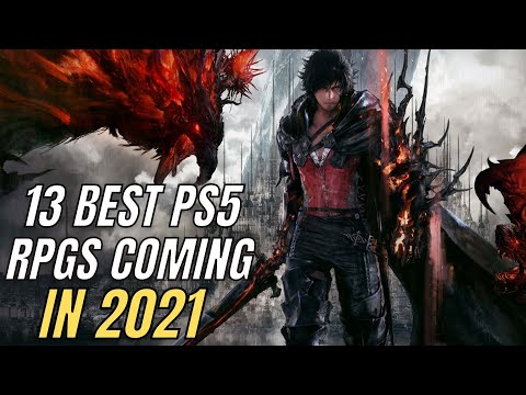 (New) 13 upcoming ps5 rpg games in 2021- ps5 games