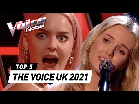 (Ver Filmes) The voice uk 2021: best blind auditions