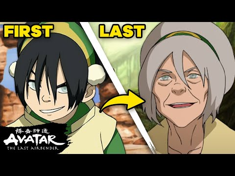 (New) Toph beifongs firsts and lasts in avatar e legend of korra! ⛰