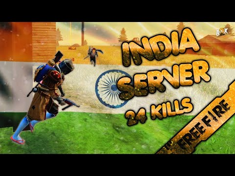 (New) B2k indian server full gameplay 24 kills@bbc gamer