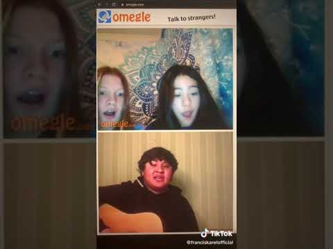 (VFHD Online) Francis karel- just the two of us (grover washington) (cover) (omegle) (tik tok)