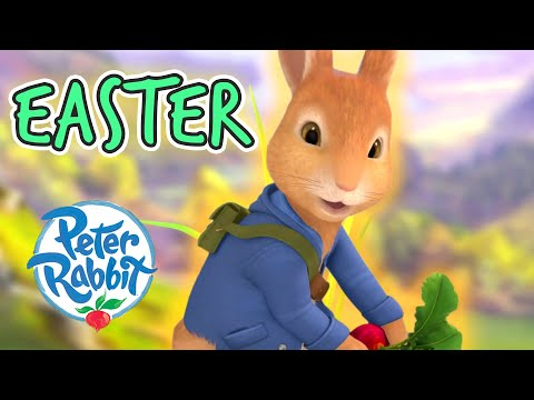 (New) Peter rabbit - easter special! | cartoons for kids