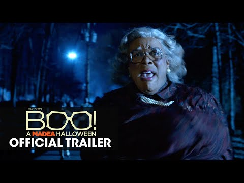 (New) Boo! a madea halloween (2016 movie – tyler perry) official trailer – 'trick or treat'