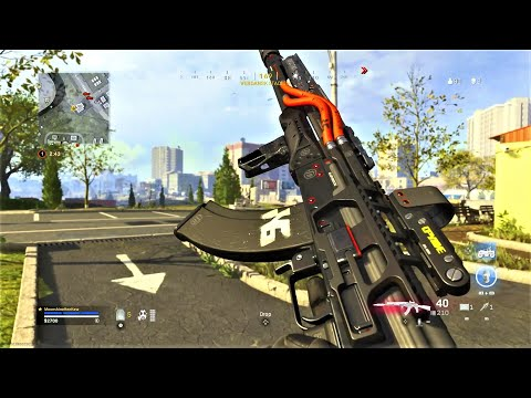 (New) Call of duty: warzone solo gameplay! (no commentary)