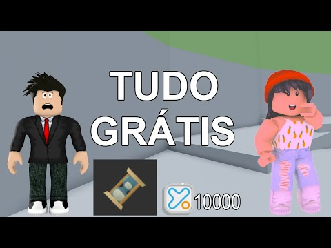 (New) Como conseguir tudo de graça no tower of hell roblox