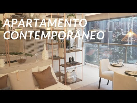 (New) Apartamento contemporâneo