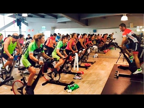 (New) Materclass indoor cycling