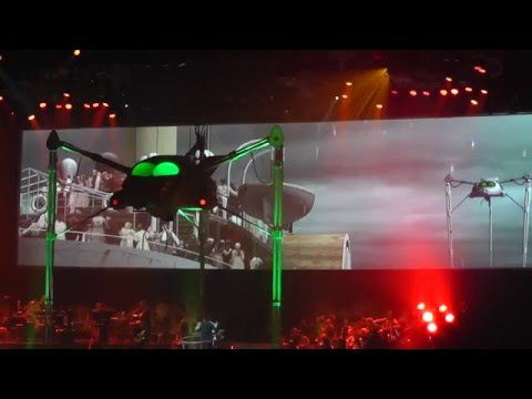 (HD) Jeff waynes war of the worlds live ...ullaaah... must see show.. hd