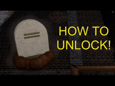 (HD) How to get the tombstone traps in roblox piggy! (all bone locations)