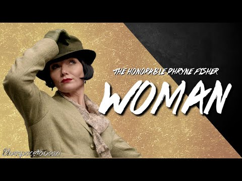 (New) The honorable miss phryne fisher - woman (miss fishers murder mysteries)