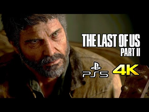 (New) The last of us 2 - gameplay on ps5 (4k)
