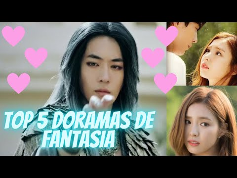 (New) Top 5 melhores doramas de fantasia - os romances mais divertidos e fantasiosos!