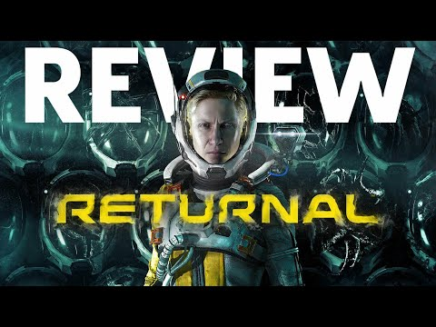 (New) Returnal video review