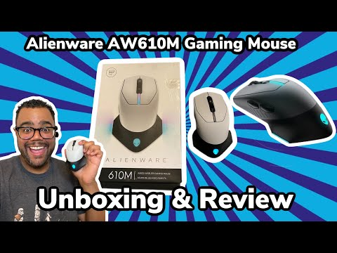 (New) Alienware aw610m review | 2020 best wireless gaming mouse?