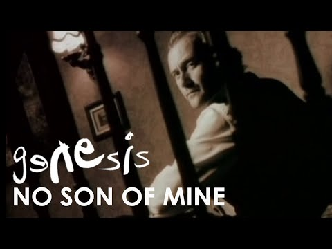 (New) Genesis - no son of mine (official music video)