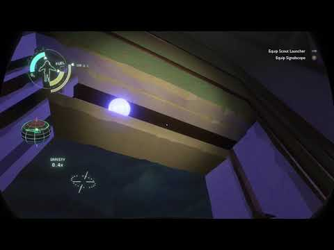(New) How to reach the sixth location of the quantum moon - outer wilds