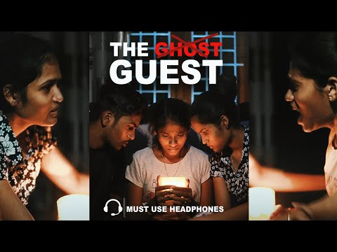 (New) The guest ❌ 1:30 min horror movie l thriller 🎧 must use headphones l chattambees