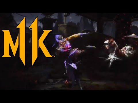 (New) Mortal kombat 11 ultimate: all rain brutalities so far! (update #1)