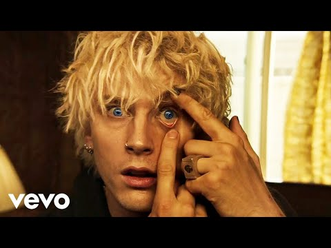 (New) Machine gun kelly ft. halsey - forget me too (official music video)