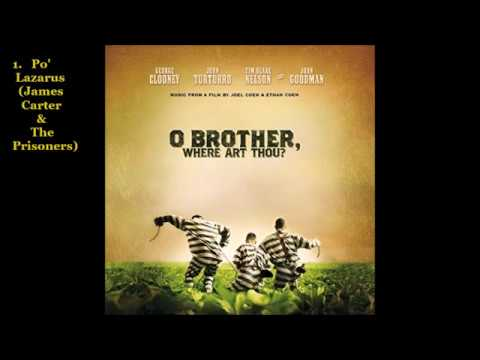(New) O brother, where art thou? (soundtrack) (10th anniversary deluxe edition) [full album]