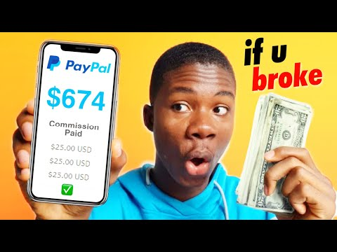 (New) Get paid $600 fast if you broke! (make money online 2021)