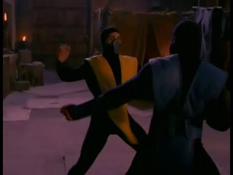 (New) (mortal kombat conquest) - scorpion vs sub-zero - final fight