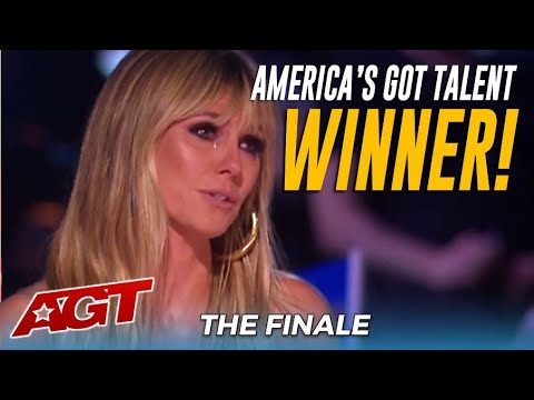 (New) ...and the winner of americas got talent 2020 is.... (top 5 eliminations)