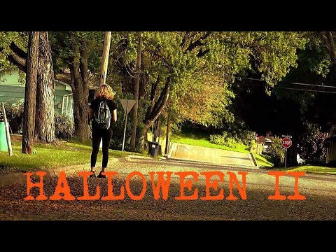 (New) Halloween ii - directors cut - (2015) - a fan film