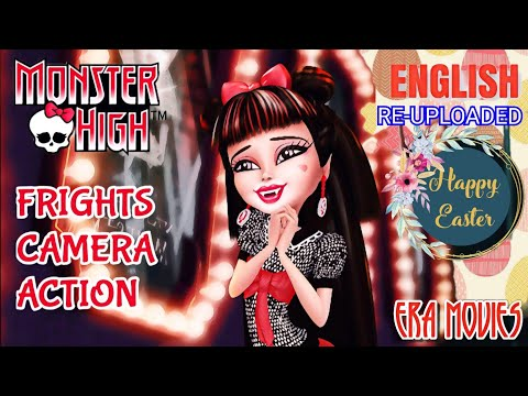 (New) Monster high: frights, camera, action! (2014) english | era movies [re-uploaded]