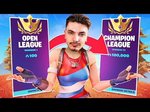 (Ver Filmes) Playing arena for 8 hours straight until champions league! (fortnite battle royale)