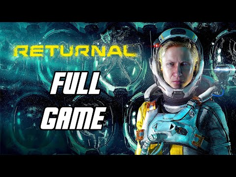 (New) Returnal - full game walkthrough gameplay (ps5, no commentary)