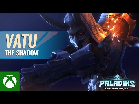 (New) Paladins - vatu reveal trailer
