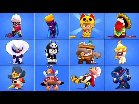 (New) Belle + new skins winning e losing animations #goldarmgang