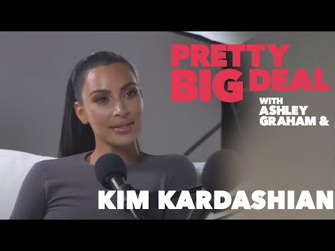 (New) Pretty big deal with ashley graham | kim kardashian west